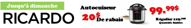 Ricardo Rabais AutoCuiseur